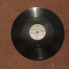 Discos para gramofone: DISCO DE PIZARRA GIUSEPPE ANSELMI. Lote 53646394