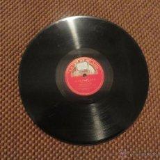 Discos para gramofone: DISCO DE PIZARRA MARECHIARE Y LA DANZA. Lote 53709975