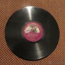 Discos de pizarra: DISCO DE PIZARRA PALABRAS DE AMOR POR EMILIO SAGI-BARBA. Lote 53710164