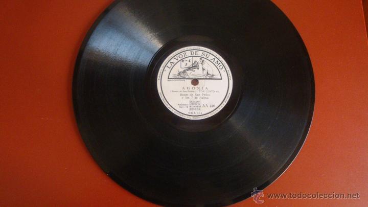 BONET DE SAN PEDRO (Música - Discos - Pizarra - Solistas Melódicos y Bailables)