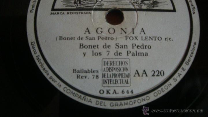 Discos de pizarra: BONET DE SAN PEDRO - Foto 2 - 54031840