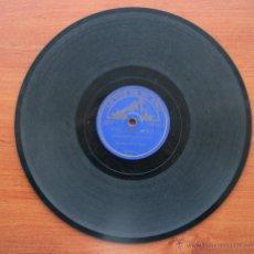 Discos de pizarra: DISCO DE PIZARRA PARA GRAMOFONO: TIROLIROLIRO / UPA! UPA! – ORQUESTA GRAN CASINO VER FOTOGRAFIAS ADI. Lote 54350543