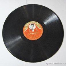 Discos de pizarra: DISCO DE PIZARRA. IRENE DAINA: REINA CAMPERA / USTED ES UN RODRIGUEZ. COLUMBIA. Lote 54385976