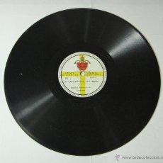 Discos de pizarra: DISCO DE PIZARRA. MÚSICA SACRA: LAS CAMPANAS DE SAN PEDRO.. Lote 54386359