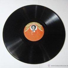 Discos de pizarra: DISCO DE PIZARRA. ANA MARIA GONZALEZ: UN POQUITO DE TU AMOR / LA RONDALLA. COLUMBIA.. Lote 54386557