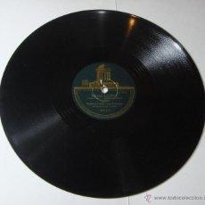 Discos de pizarra: DISCO DE PIZARRA. ODEON. ROBERTO INGLEZ: BUTANTAN / DAMA LATINA.. Lote 54395128