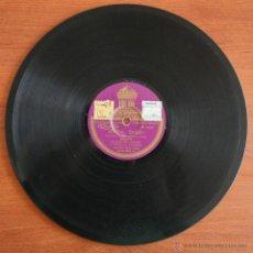 Discos de pizarra: DISCO PIZARRA GRAMOFONO ODEON: ¡OIGA! ¡OIGA! – ZAPATEADO ARGENTINO, SCHOTIS GALLEGUITO. Lote 54534525