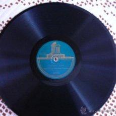 Discos de pizarra: ORQUESTA LOS BOHEMIOS VIENESES DISCO PIZARRA BE 9238. Lote 54861503
