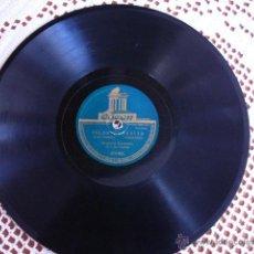 Discos de pizarra: ORQUESTA FATXENDES DISCO PIZARRA SO 8733. Lote 54861593