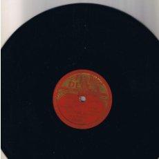 Discos de pizarra: STANLEY BLACK Y ORQUESTA - SICILIANO - GAVIOTA - DECCA RD 40311. Lote 54970388