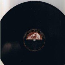 Discos de pizarra: JOSE ITURBI - ESTUDIO BOOGIE WOOGIE - BLUES - SOLO PIANO - LA VOZ DE SU AMO AA 320. Lote 54972235