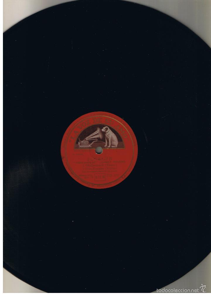 MCCORMACK FRITZ KREISLER AVE MARIA JOCELYN LA VOZ DE SU AMO DB 577 (Música - Discos - Pizarra - Clásica, Ópera, Zarzuela y Marchas)