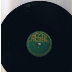 Discos de pizarra: PEPE DENIS Y CONJUNTO MI GRAN AMOR LISBOA ANTIGUA REGAL C 8753. Lote 55389634