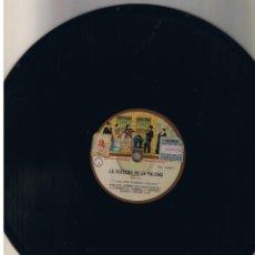 Discos de pizarra: LA VERBENA DE LA PALOMA DISCO 3 4 BRETON TRANSOCEANIC TRADING SO 5297. Lote 55389916