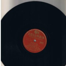 Discos de pizarra: JIMMY DORSEY JAZZ BAND JOHNSON RAG CHARLEY MY BOY COLUMBIA 38649. Lote 55565805