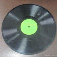 Discos de pizarra: DISCO DE PIZARRA. COLUMBIA. LA CRUZ EN EL PECHO - LO MANDA LA SUERTE - REMEDIO NO PUEDE TENER. Lote 55665977