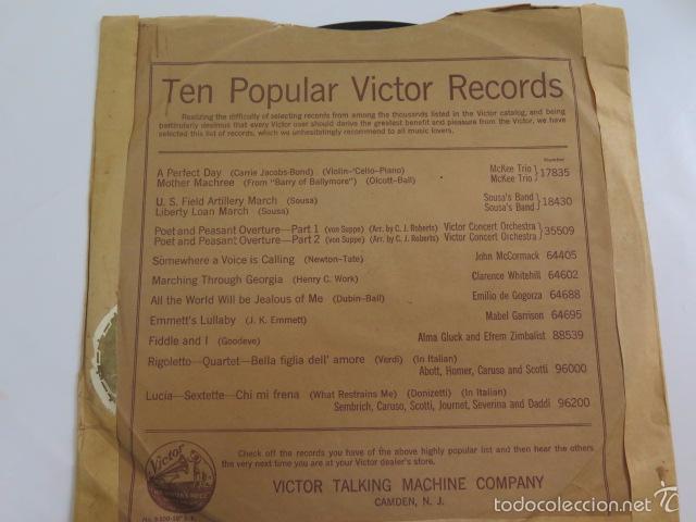 Discos de pizarra: Disco de pizarra de la película Blancanieves. La voz de su amo. - Foto 5 - 55700076