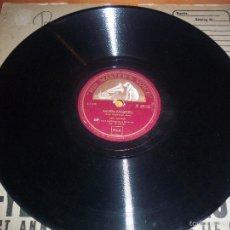 Discos de pizarra: CARL ALSTRUP. EDICION HIS MASTER'S VOICE (DINAMARCA).. Lote 56535290