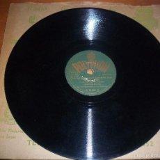 Discos de pizarra: VALDEMAR DAVIDS, EDICION POLYPHON (DINAMARCA).. Lote 56535433