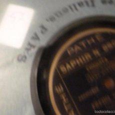 Discos de pizarra: DISCO DE PIZARRA. Lote 56957080