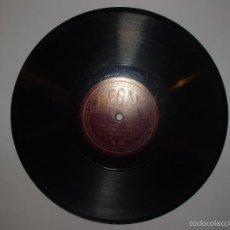 Discos de pizarra: DISCO PIZARRA REGAL. CANCION MEXICANA. LA HIGUERITA / TENIA CHIQUITO EL PIE. Lote 57273219