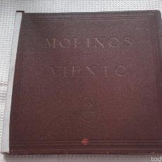 Discos de pizarra: MOLINOS DE VIENTO. Lote 57410343