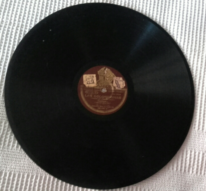ORQUESTA TZIGANES PLANAS (Música - Discos - Pizarra - Solistas Melódicos y Bailables)