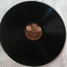 Discos de pizarra: ORQUESTA TZIGANES PLANAS. Lote 57679928