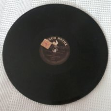 Discos de pizarra: DISCO PATHE (VALS). Lote 57681908