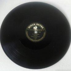 Discos de pizarra: LA HÚNGARA Y FLOREAL. Lote 57693093