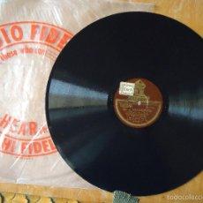Discos de pizarra: DISCO PIZARRA VALS . LAS DOS PRINCESAS - EL JURAMENTO , VEROTON - OSEON. Lote 57847296