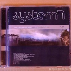 Discos de pizarra: SYSTEM 7 - DERRICK MAY_MYSTERIOUS TRAVELLER (CD 2002) STEVE HILLAGE - MIQUETTE GIRAUDY. Lote 58099455
