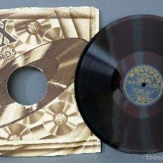 Discos de pizarra: LE JAZZ DE SHIRLEY L AVION EN BONBON LE PETIT COLONEL DISCO PIZARRA POLYDOR. Lote 58278091