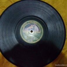 Discos de pizarra: GUERRITA : MILONGA DE GUERRITA. ANGELILLO Y GUERRITA : LA COPLA ANDALUZA. DISCO DE PIZARRA. Lote 58326446