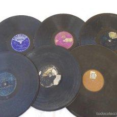 Discos de pizarra: DISCO PIZARRA PARA GRAMÓFONO . Lote 58639812