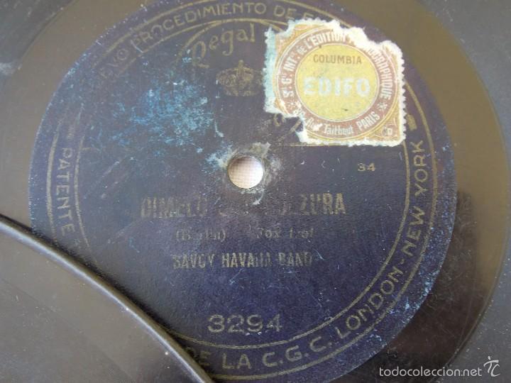 Discos de pizarra: disco pizarra para gramófono - Foto 5 - 58639812
