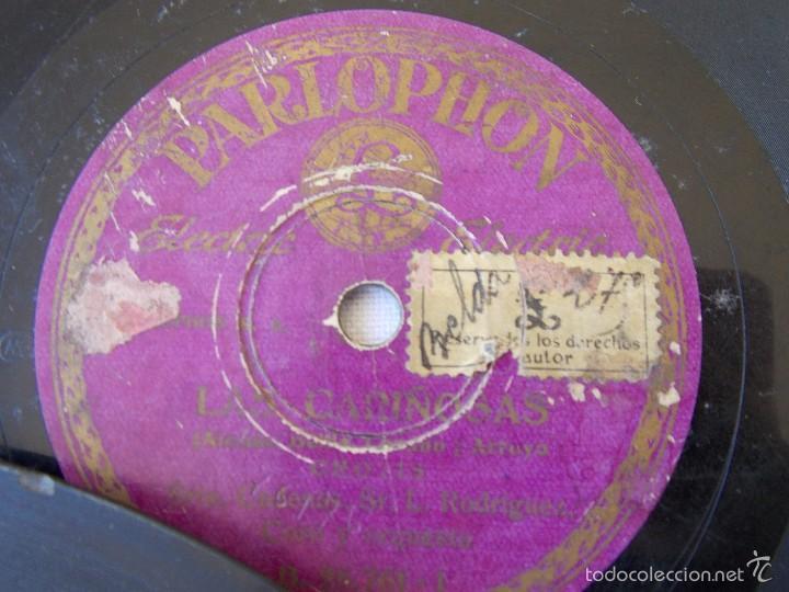 Discos de pizarra: disco pizarra para gramófono - Foto 6 - 58639812