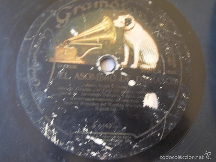 Discos de pizarra: disco pizarra para gramófono - Foto 10 - 58639812