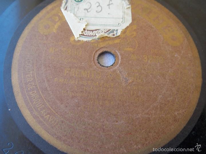 Discos de pizarra: disco pizarra para gramófono - Foto 14 - 58639812