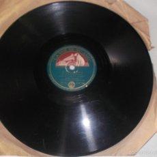 Discos de pizarra: JORGE NEGRETE CON LA ORQUESTA DE RAFAEL PAZ - MAIGALIDA - Y DICEN POR AHI. Lote 58682904