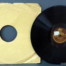 Discos de pizarra: ALBÉNIZ SUITE ESPAÑOLA SEVILLA GRANADA BANDA MUNICIPAL MADRID DISCO PIZARRA. Lote 58787441