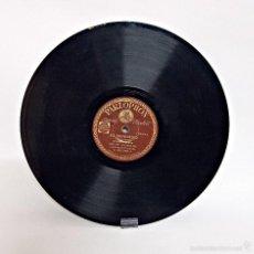 Discos de pizarra: DISCO DE PIZARRA DE IMPERIO ARGENTINA.EL MANISERO.CHIBO QUE ROMPE TAMBÓ. Lote 60288447