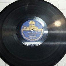 Discos de pizarra: ANTIGUO DISCO DE PIZARRA PARS GRAMOLA CONCHITA PIQUER. Lote 60297395
