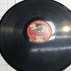 Discos de pizarra: ANTIGUO DISCO DE PIZARRA PARA GRAMOLA MIGUEL FLETA. Lote 60298710