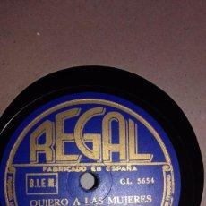 Discos de pizarra: MARINELA, BANDA SONORA PELICULA MISMO TÍTULO. Lote 61865276