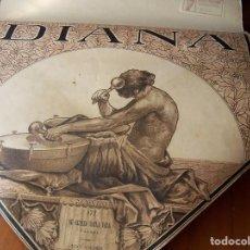 Discos de pizarra: ROLLO DE MÚSICA PARA PIANOLA, CON ESTUCHE. PRINCIPIOS DEL SIGLO XX.. Lote 62185132