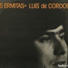 Discos de pizarra: LUIS DE CORDOBA. LP. SELLO PHILIPS. EDITADO EN ESPAÑA. AÑO 1980. Lote 63884639