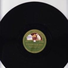 Discos de pizarra: ORQUESTA DEMON'S JAZZ - AMANECER - NERVIOSA - REV 78 - PELICULA 20.000 DUROS. Lote 64916731