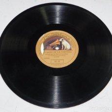 Discos de pizarra: DISCO DE PIZARRA NIÑA DE LOS PEINES, PETENERAS N.1 / TANGO DE LA TONTONA, ACOMP. DE GUITARRA, DISCO . Lote 66211014