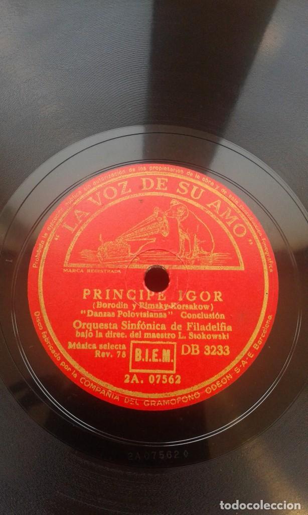 Discos de pizarra: LOTE 12 DISCOS PIZARRA 78RPM + ALBUM.LA VOZ DE SU AMO.GRAMOFONO - Foto 4 - 67670793